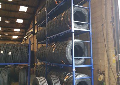 Tyre Stillage