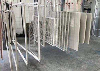 metal netting