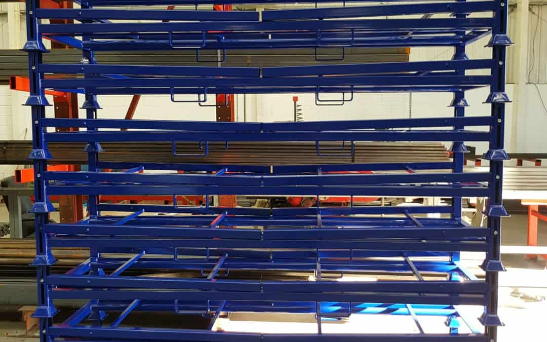 Steel Stillages Manufactured Sheffield