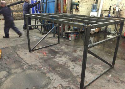 Deck pallet