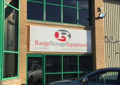 Range Storage Equipment