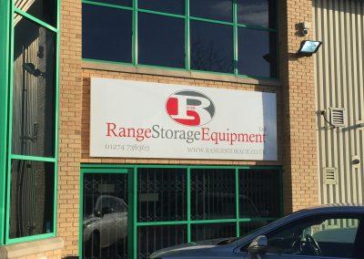 Range Storage Equipment