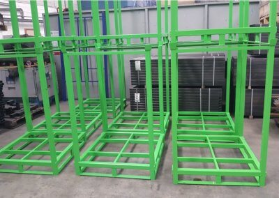 Bespoke stillages for the auto industry - 20190403_133836