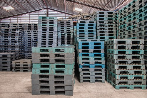 Metal Pallets Newcastle – Why Metal Pallets Have The Edge On Plastic
