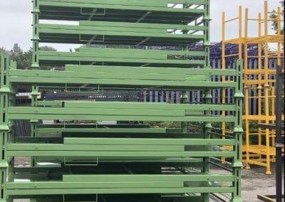 Steel pallets Glasgow