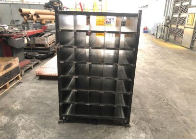 Steel Rug Stillage