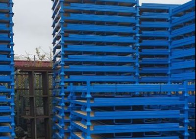 Stacked Bespoke Stillages